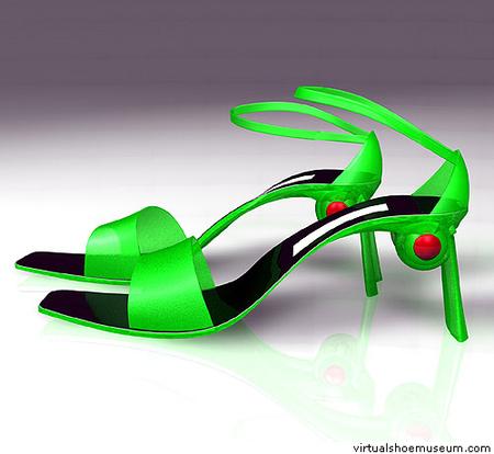 Виртуальный музей обуви. Изображение № 8.