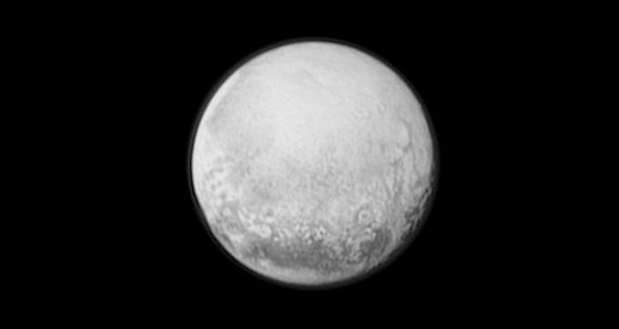 NASA опубликовало новые фото Плутона и Харона . Изображение № 1.