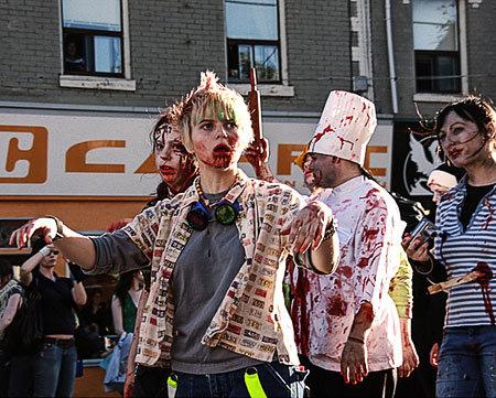 Zombie Walk. Изображение № 20.