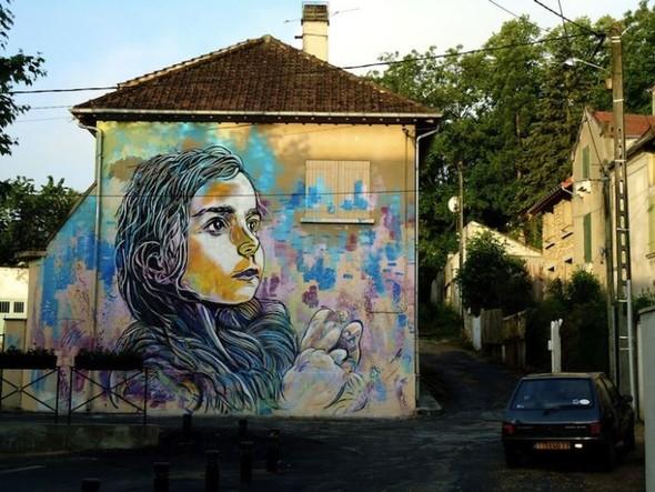 Искусство на улицах. Изображение № 17.
