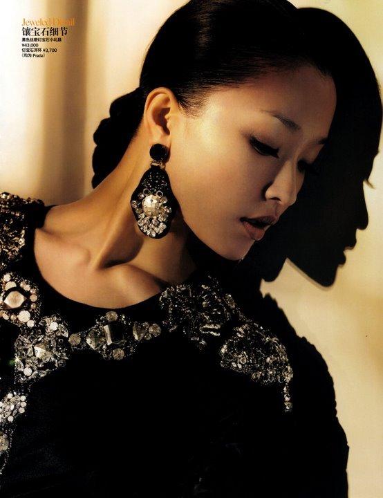 Жаркий выходной (China Vogue, Feb2009). Изображение № 5.