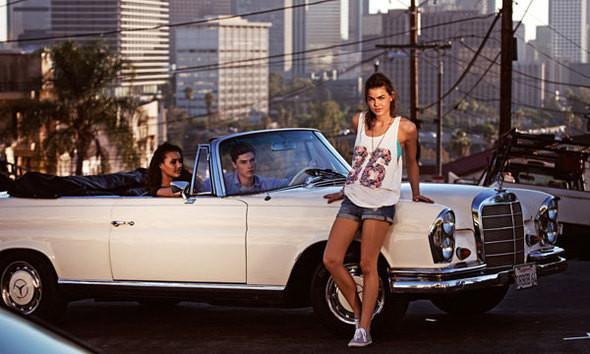 Рекламные кампании: Bershka, H&M, Jil Sander Navy и другие. Изображение № 38.