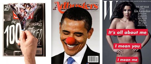 Лучшие обложки журналов в 2010 году. Изображение № 7.