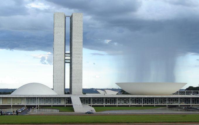 Здание национального конгресса в Бразилии. Изображение № 6.