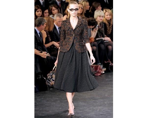 Можно все: Модели на показе Louis Vuitton. Изображение № 10.