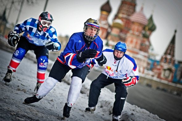 Изображение 3. 64 российских спортсмена прошли боевое крещение льдом!.. Изображение № 3.