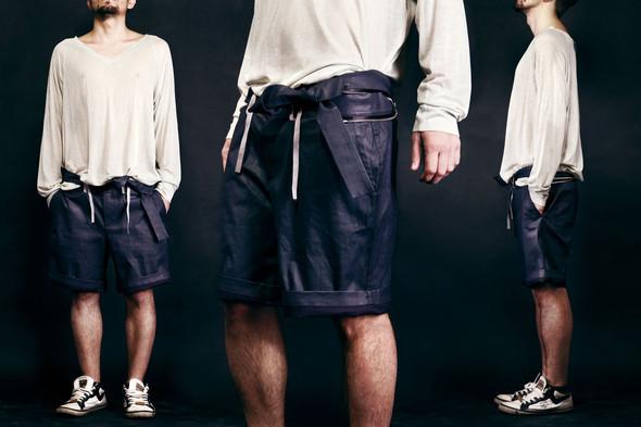 Look-Book: DOMANOFF S/S 2012. Изображение № 15.