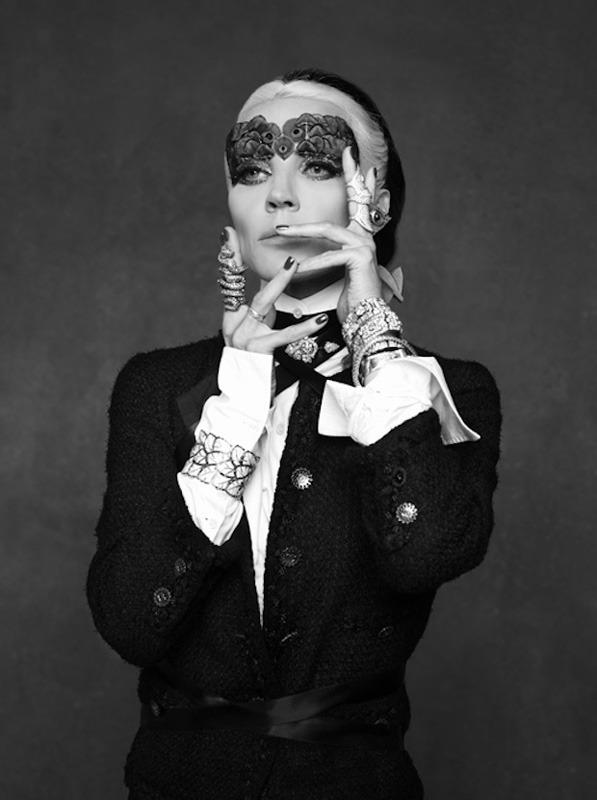 20 октября в Artplay откроется фотовыставка Chanel «Little Black Jacket». Изображение № 7.