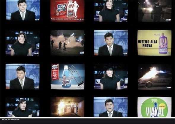 Телевизионная история отPharmacy Industry. Изображение № 3.