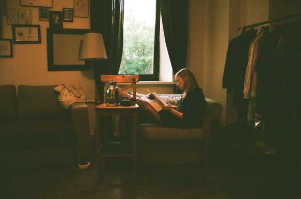 Квартира N3: ОляШакина, редактор журнала Tatler. Изображение № 1.