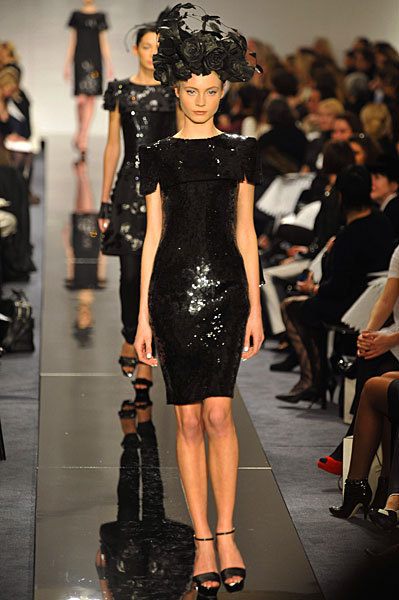 Chanel Spring 2009 Haute Couture. Изображение № 55.