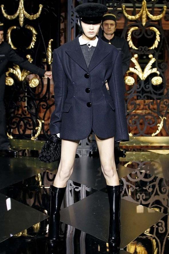Изображение 8. Louis Vuitton Fall 2011.. Изображение № 8.
