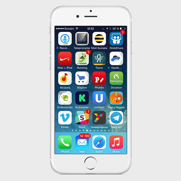Экран моего смартфона: Леонид Бугаев, креативный директор Nordic Agency AB. Изображение № 6.