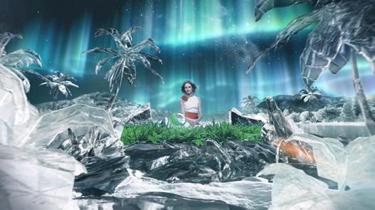 Наталья Водянова стала лицом «Сочи-2014». Изображение № 1.