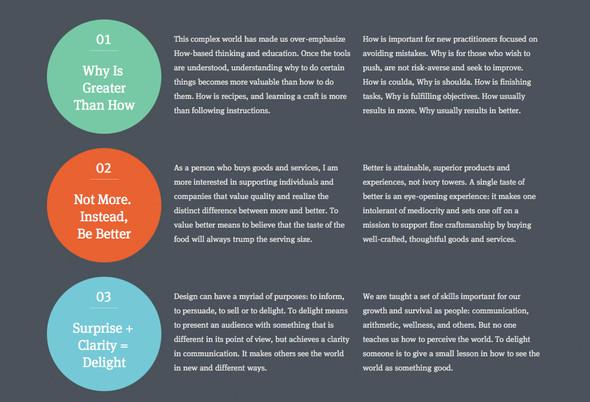 Каким должен быть сайт дизайнера. Изображение № 3.