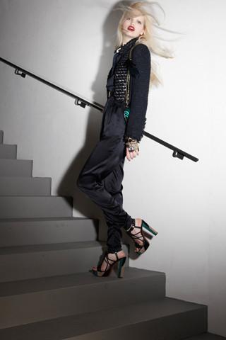 Изображение 46. Лукбуки Resort 2012: Givenchy, Lanvin.. Изображение № 46.