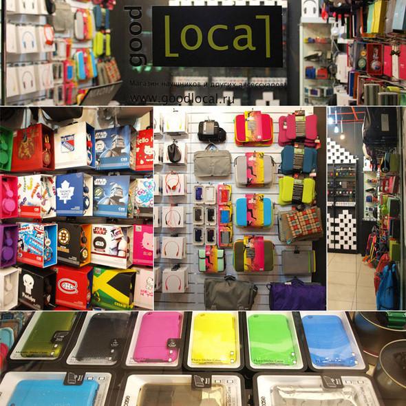 Изображение 6. Good Local - Магазин наушников и других аксессуаров.. Изображение № 1.
