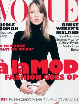 Калейдоскоп обложек Vogue. Изображение № 50.
