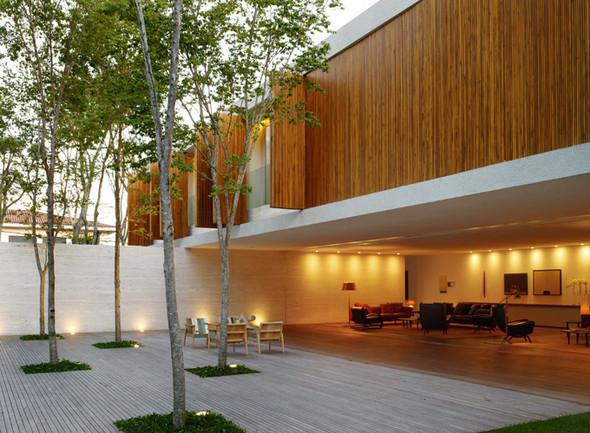 Panama House, SaoPaulo, Бразилия. Изображение № 6.