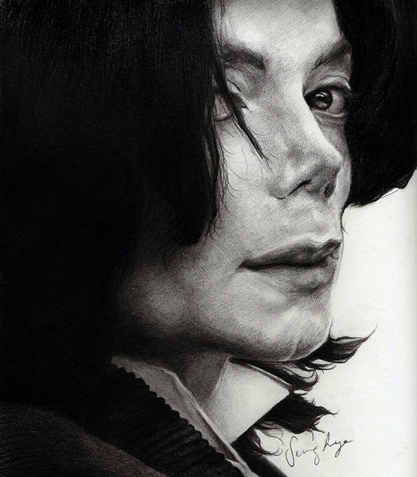Портреты Michael Jackson. Изображение № 4.