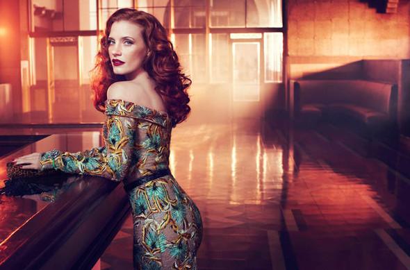 Съёмки: Harper's Bazaar, Interview, Vogue и другие. Изображение № 23.