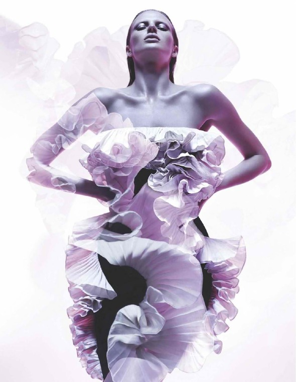 Стоп-кадр: Съемки Love, Vogue, Russh и Numero. Изображение № 27.