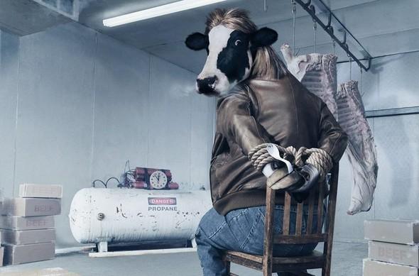 Mark Holthusen: коровы тоже люди. Изображение № 4.