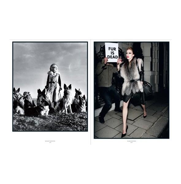 Юбилейный номер французского Vogue. Изображение № 5.