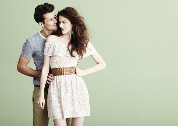 Изображение 13. Рекламные кампании: H&M, Levi's и другие.. Изображение № 37.