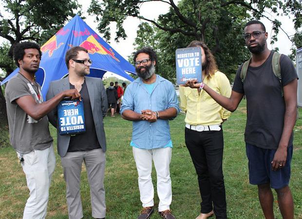 Выборы-выборы: Музыканты призывают народ голосовать. Изображение № 3.