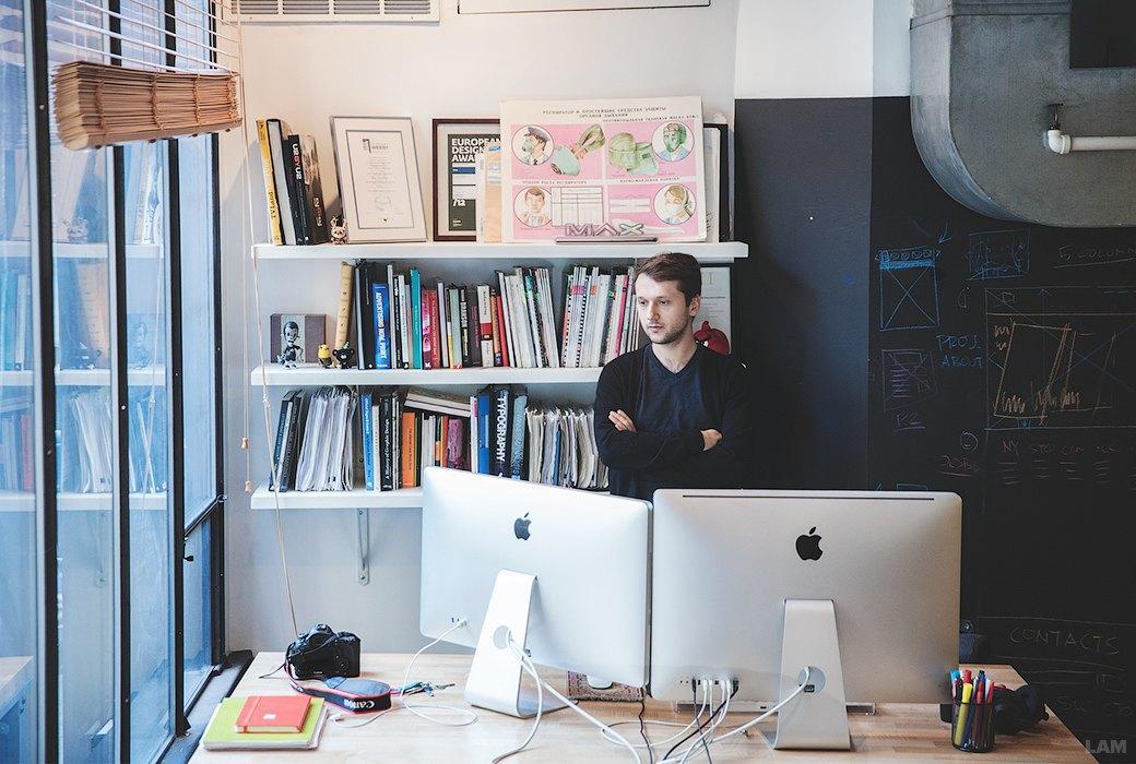 Антон Реппонен о том, почему просто работать недостаточно. Изображение № 3.