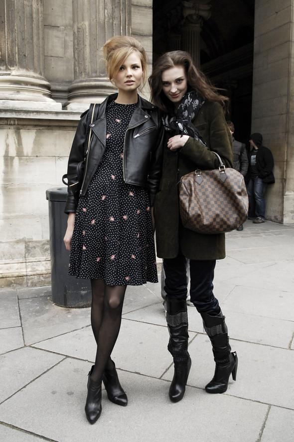 Models street style. Изображение № 28.