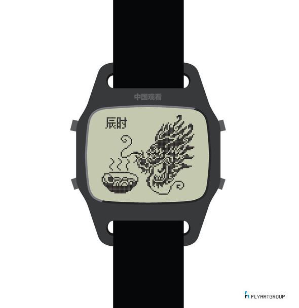 Китайские часы. Изображение № 2.