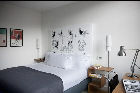 Изображение 36. Design Hotels: Boundary, Лондон.. Изображение № 35.