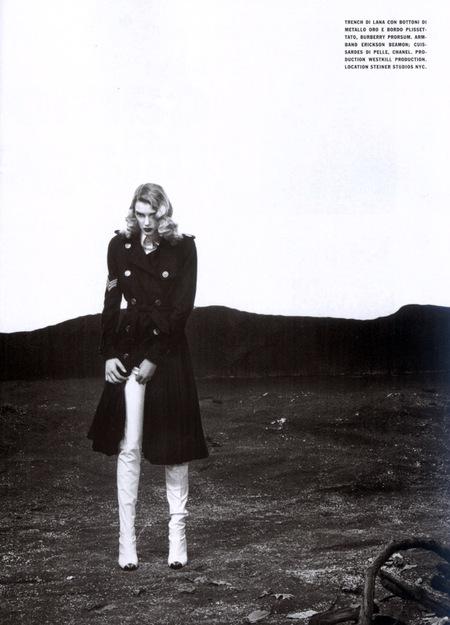 Голубоглазая блондинка. Изображение № 8.