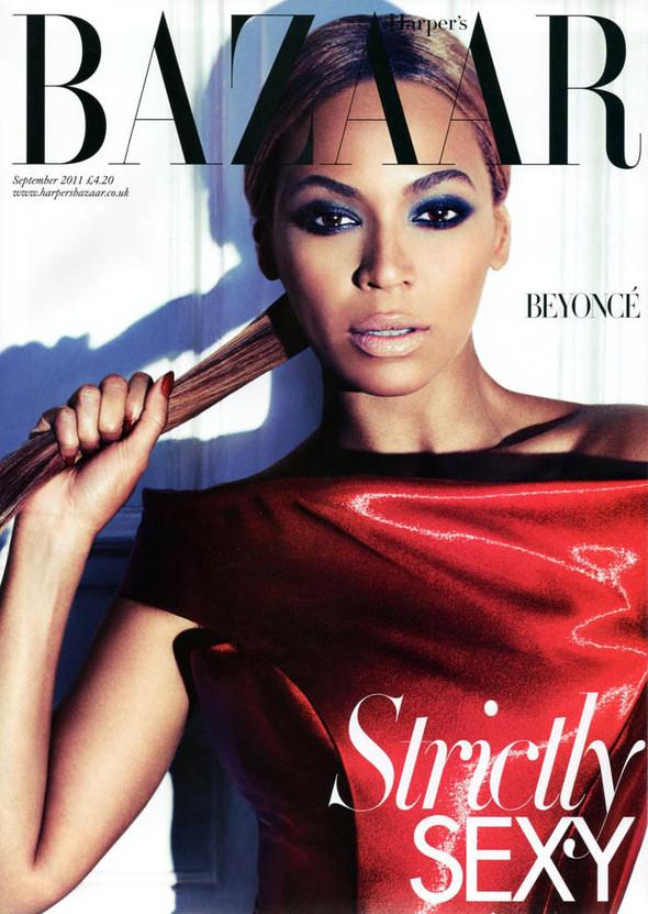 Обложки: Harper's Bazaar, Marie Claire и Elle. Изображение № 1.