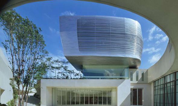 Резиденция вКуала-Лумпура. Малайзия. Изображение № 17.