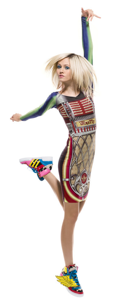 Лукбук: Adidas Originals by Jeremy Scott SS 2012. Изображение № 30.