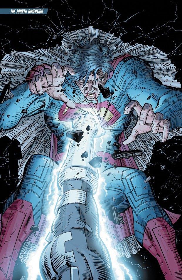 Супермен получит новую способность. Изображение № 2.