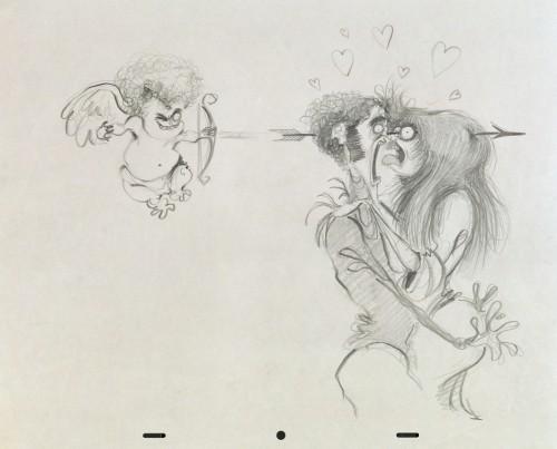 Тим Бартон в роли художника. Изображение № 15.