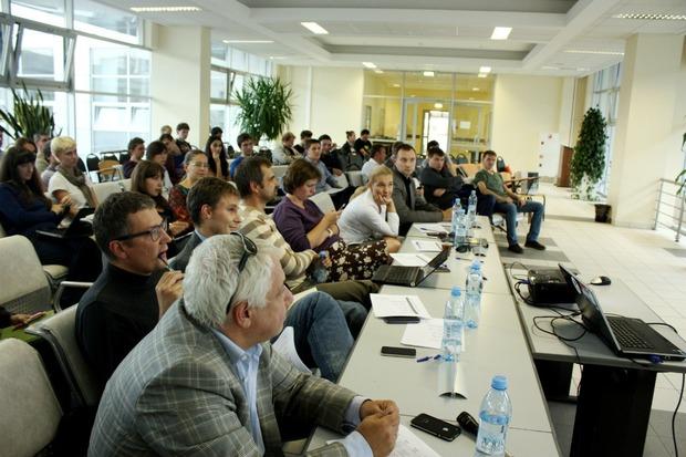 Бизнес-инкубатор МГУ выбрал новых резидентов. Изображение № 1.