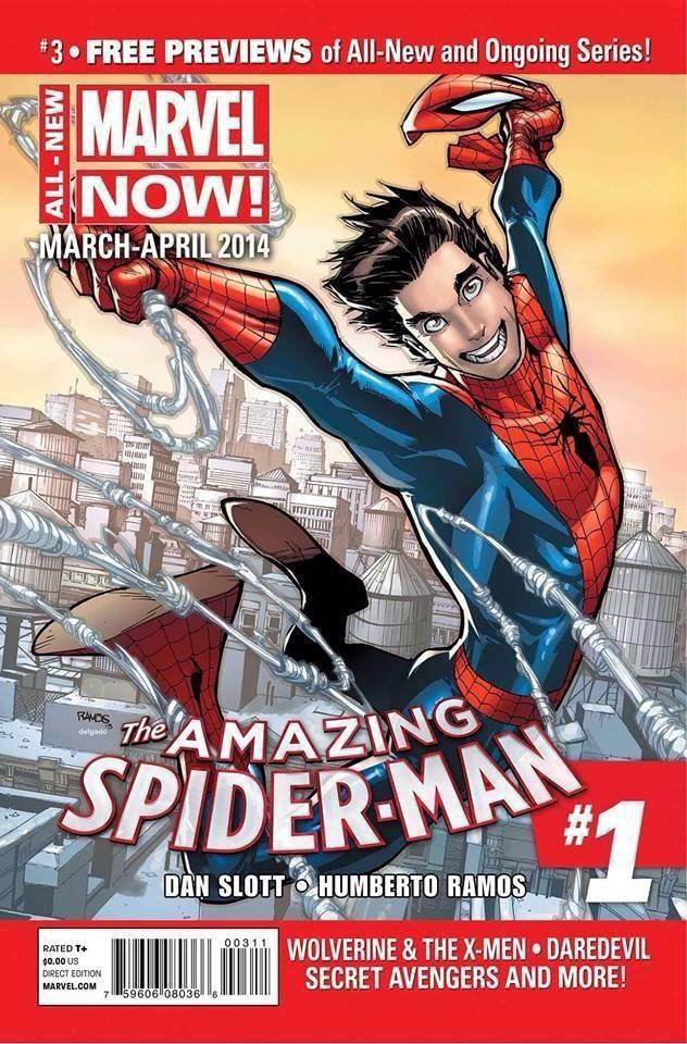 Marvel собирается «воскресить» настоящего Человека-паука. Изображение № 1.