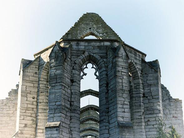 Средневековые руины в Висбю. Изображение № 27.