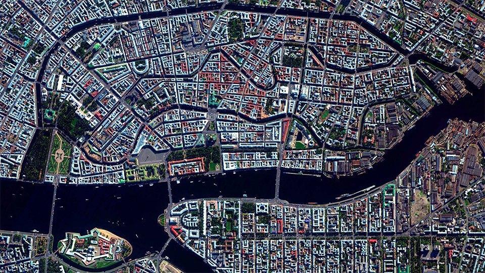 Снимки из космоса, напоминающие о хрупкости природы. Изображение № 7.