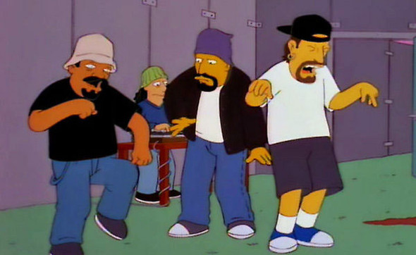 Bands to watch in Simpsons. Изображение № 16.