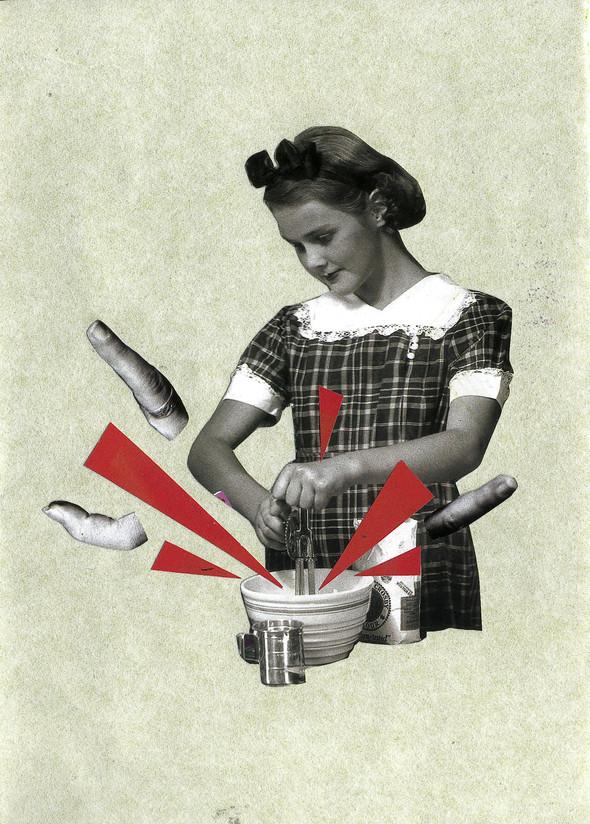 Руки-Ножницы-Бумага. Изображение № 9.