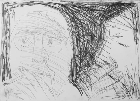Победители конкурса «Черно-белые портреты». Изображение № 11.
