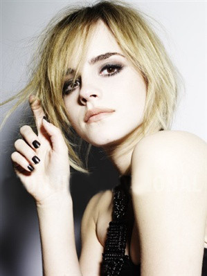 Emma Watson for Sunday Times Style Magazine (December 2008). Изображение № 7.