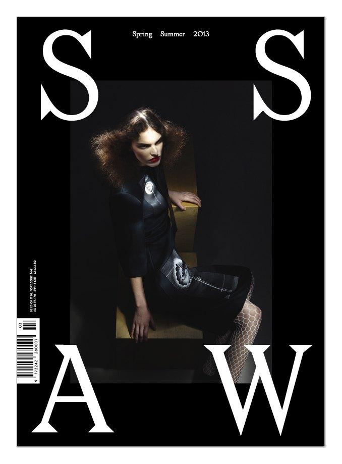 Interview, Vogue и WSJ показали новые обложки. Изображение № 2.