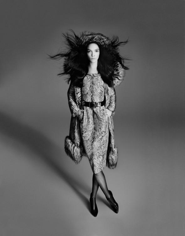 Съёмка: Мариакарла Босконо для Bergdorf Goodman. Изображение № 15.